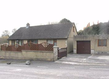 Thumbnail 4 bed detached bungalow for sale in Upper Thornton, Milford Haven