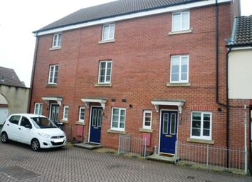 Thumbnail 4 bed town house to rent in Penderyn Close, Merthyr Tydfil
