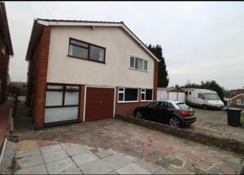 Thumbnail 3 bed semi-detached house for sale in Beacon Avenue, Thurmaston, Leicester