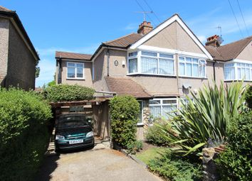 Thumbnail 3 bed end terrace house for sale in Howard Avenue, Bexley, Kent
