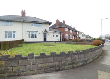Thumbnail 3 bedroom semi-detached house for sale in Walstead Road West, Walsall, West Midlands