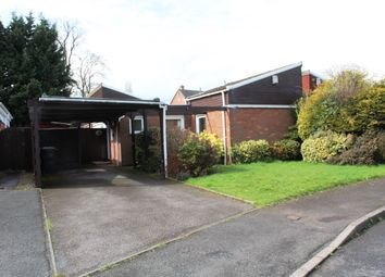 Thumbnail 3 bedroom detached bungalow to rent in Heightington Place, Stourport-On-Severn, Worcestershire