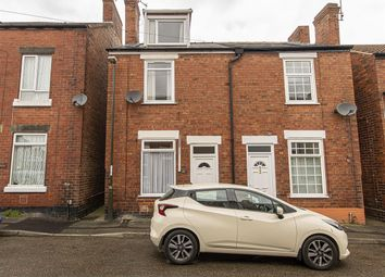 2 bed semi-detached house for sale in Charles Street, Chesterfield S40