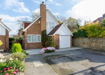 Thumbnail 3 bedroom detached house for sale in St Barnabas Close, Gillingham, Kent.