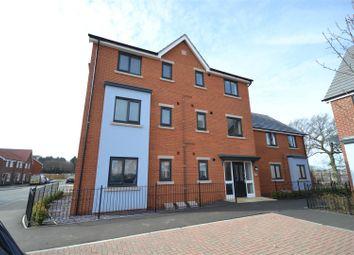 Thumbnail 2 bed flat for sale in Mallard Way, Sprowston, Norwich