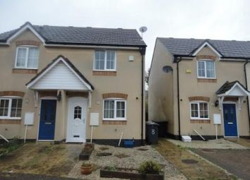 Thumbnail 2 bed semi-detached house to rent in Beaumont Way, Peterborough