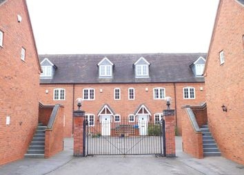 Thumbnail 1 bed flat for sale in Swan Mews, Swan Road, Lichfield
