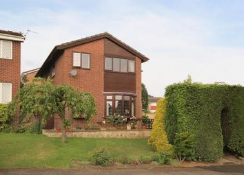 Thumbnail 4 bed detached house for sale in Allestree Drive, Dronfield Woodhouse, Dronfield, Derbyshire