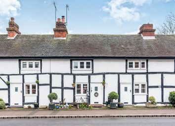 Thumbnail 2 bed terraced house for sale in Alrewas Road, Kings Bromley, Burton-On-Trent