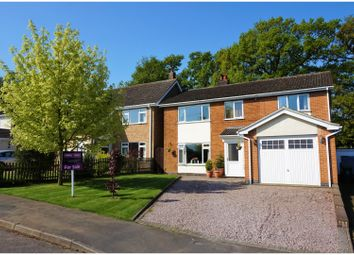 4 bed detached house for sale in Parklands Drive, Harlaxton, Grantham NG32