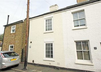 Thumbnail 2 bed end terrace house for sale in Chambers Street, Hertford