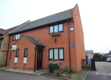 Thumbnail End terrace house for sale in Crossways, The Green, Haddenham, Ely