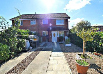 Thumbnail 1 bedroom semi-detached house to rent in Foxes Drive, Cheshunt, Waltham Cross