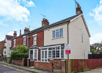 Thumbnail 3 bedroom end terrace house for sale in Theydon Avenue, Woburn Sands, Milton Keynes