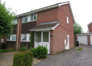 Thumbnail 1 bed detached house to rent in Glanvill Avenue, Chard