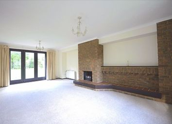 Thumbnail 4 bed detached house to rent in The Burlings, Ascot