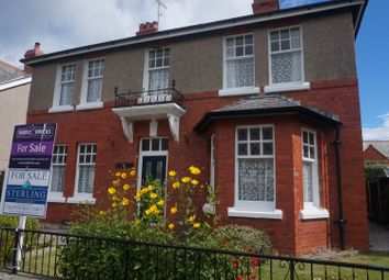 Thumbnail 4 bed detached house for sale in Dingle Hill, Colwyn Bay