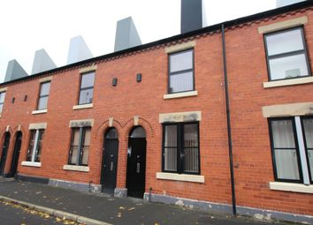 Thumbnail 2 bed terraced house for sale in Reservoir Street, Salford