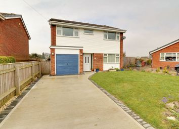 Thumbnail 4 bed detached house for sale in Chapel Way, Brigg