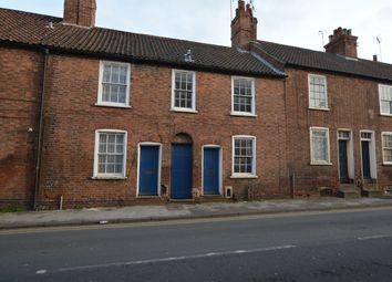 Thumbnail 2 bedroom terraced house for sale in Albert Street, Newark