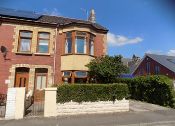 Thumbnail 3 bed end terrace house for sale in Gerald Street, Port Talbot, Neath Port Talbot.
