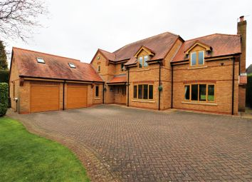 Thumbnail 5 bed detached house for sale in Iveagh Close, Measham