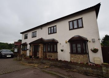 Thumbnail 2 bed flat for sale in Woodville, Tysea Hill, Stapleford Abbotts