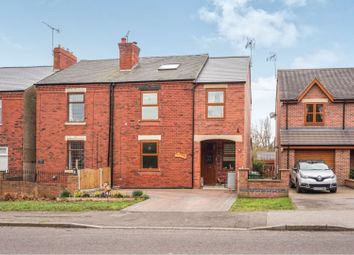 Thumbnail 4 bed semi-detached house for sale in Station Road, Morton