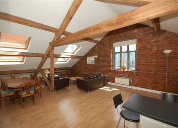 Thumbnail 3 bed flat for sale in Cambridge Street, Manchester