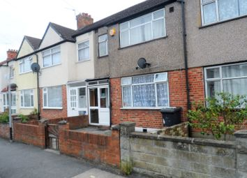 Thumbnail 3 bed terraced house for sale in Kingsmead Avenue, Mitcham, London