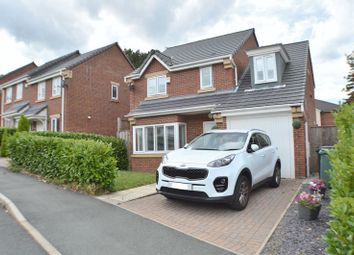Thumbnail 4 bed detached house for sale in Viner Way, Godley, Hyde