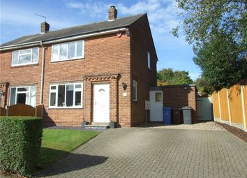 Thumbnail 2 bed semi-detached house for sale in Laburnum Crescent, Allestree, Derby