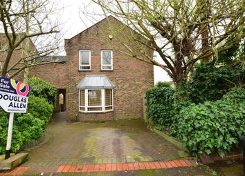 Thumbnail 4 bed end terrace house for sale in Prospect Road, Woodford Green, Essex