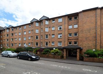 Thumbnail 1 bedroom flat for sale in 55 Homescott House, 6 Goldenacre Terrace, Edinburgh