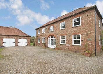 Thumbnail 5 bed barn conversion for sale in Main Street, Skirpenbeck, York