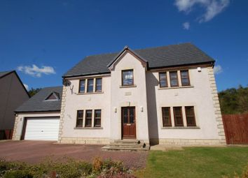 Thumbnail 4 bedroom detached house for sale in Range View, Cleghorn, Lanark