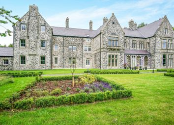 Thumbnail 2 bed flat for sale in No 46 Plas Y Coed, Bangor
