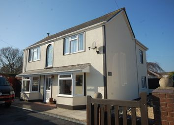 Thumbnail 4 bed detached house for sale in Broadmoor, Kilgetty