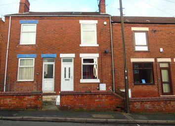 Thumbnail 3 bed terraced house to rent in Brooke Street, Tibshelf, Alfreton