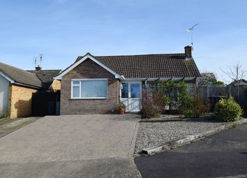 Thumbnail 2 bed detached bungalow for sale in Hillcroft Road, Herne Bay