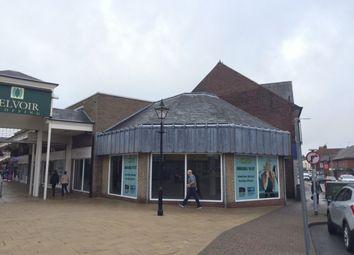Thumbnail Retail premises to let in Unit 1G Belvoir Shopping Centre, Coalville