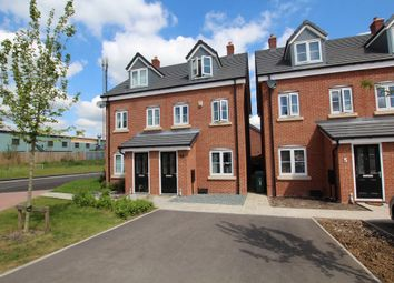 Thumbnail 3 bed town house for sale in Mitchinson Walk, Coventry