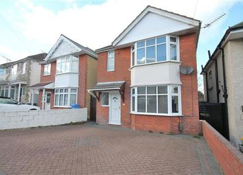 Thumbnail 3 bed detached house to rent in Wroxham Road, Poole
