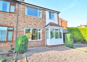 Thumbnail 3 bed semi-detached house to rent in Coley Close, Hinckley, Leicestershire