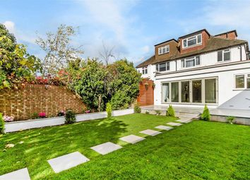 Thumbnail 4 bed semi-detached house to rent in Chamberlayne Road, Kensal Rise, London
