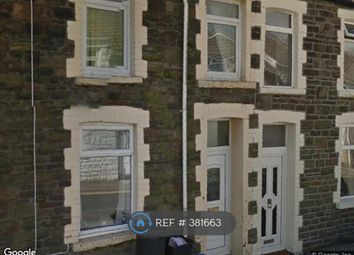 Thumbnail 3 bed terraced house to rent in Mary Street, Treharris