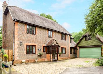 Thumbnail 7 bed detached house for sale in Kingswood Rise, Four Marks, Alton, Hampshire