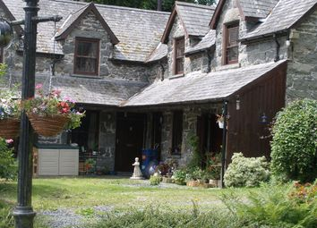 Thumbnail 2 bed cottage to rent in Llanycil, Bala