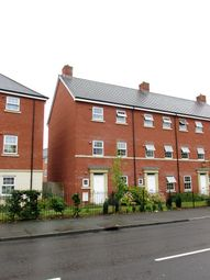 Thumbnail 4 bed end terrace house for sale in Yew Tree Close, Spring Gardens, Shrewsbury