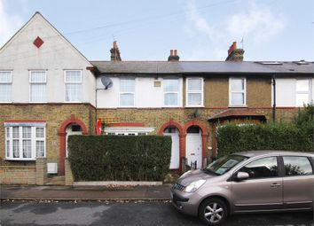 Thumbnail 3 bed terraced house for sale in Keith Road, Walthamstow, London